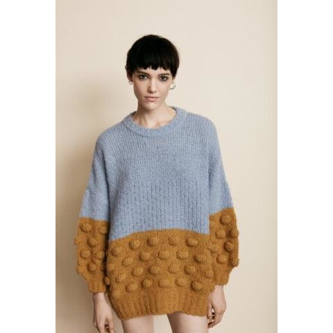 Rabens Saloner - Begitta Bubble Knit Volume Knit