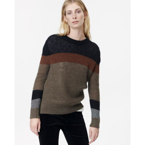 Munthe - Hector Sweater Black
