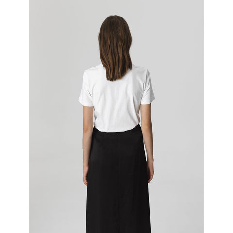 By Malene Birger - Aggitas Tee Pure White