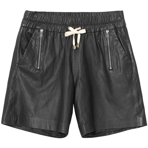 Munthe Lava Shorts Black