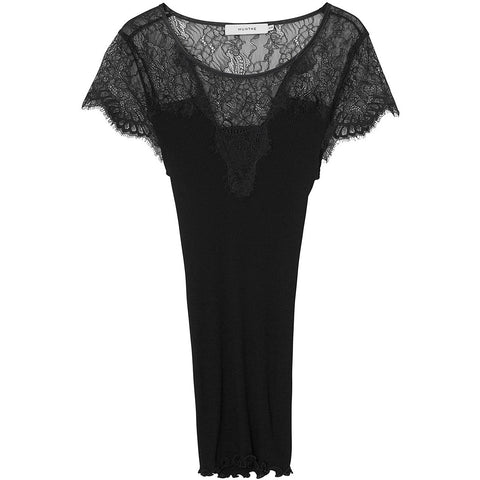 Munthe Lovly Top Black