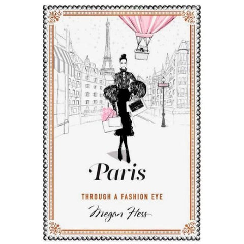 NEW MAGS - Paris Through a Fashion Eye