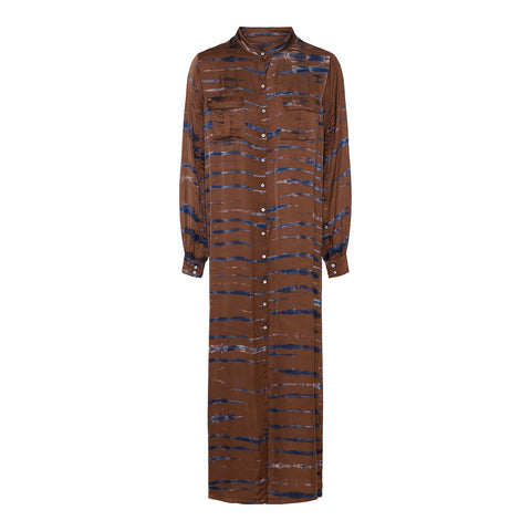 Rabens Saloner - Lisen Sahara Dress Mocha