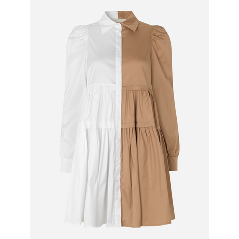 Munthe - Tyrone Dress White
