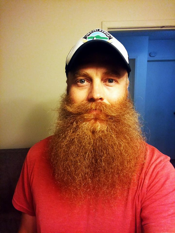 William Stang Announced as November's Beard of the Month!