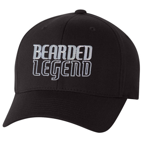 Bearded Legend Flex Fit