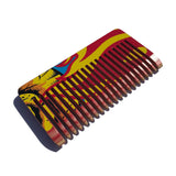 Skate Comb - Double Sided Large Flames