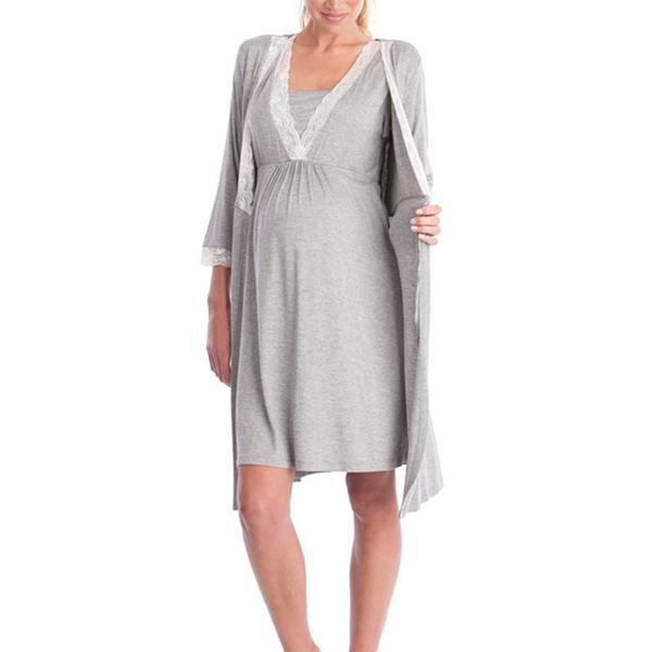 SLEEP BETTER IN A NURSING NIGHTIE