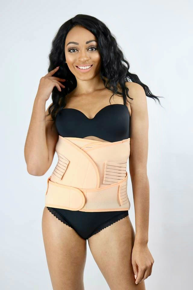 ABDOMINAL BELTS ARE THEY SAFE AND EFFECTIVE?