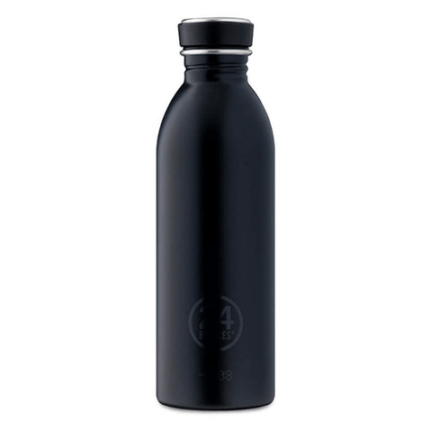 Botella Ecológica Urban Black 500ml - Mie Moe