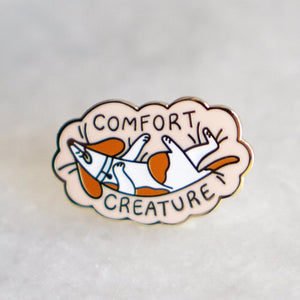 Pin Comfort Creature (Dog) - Mie Moe