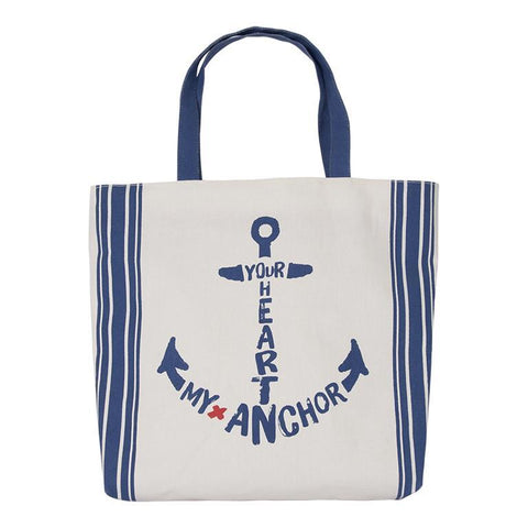 Bolso  Your Heart My Anchor - Mie Moe
