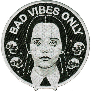 Parche Bad Vibes Only - Mie Moe