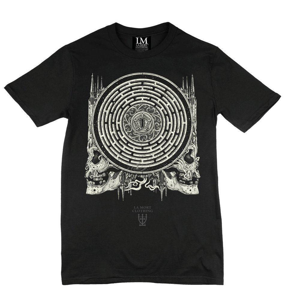 Camiseta Icon Labyrinth - Mie Moe