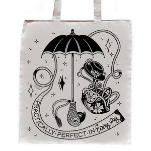 Bolso Tote  Practically Perfect - Mie Moe