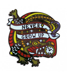 Pin Never Grow Up - Mie Moe