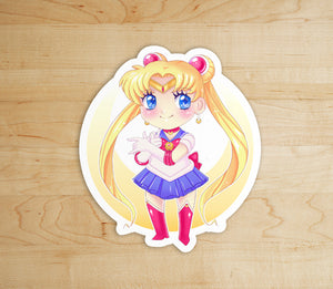 Pegatina Sailor Moon - Mie Moe