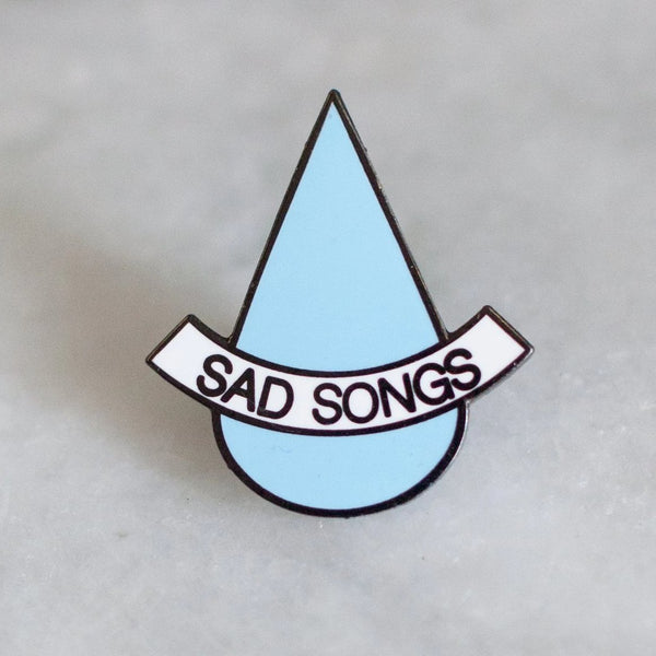 Pin Sad Songs - Mie Moe