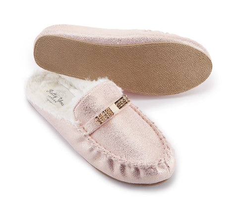 Pink Rosa Ladies Pretty You London Slipper