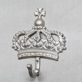 Cast Iron Crown Wall Hook