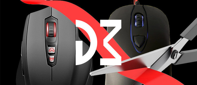 Our Gaming Mice Now Available In the United States