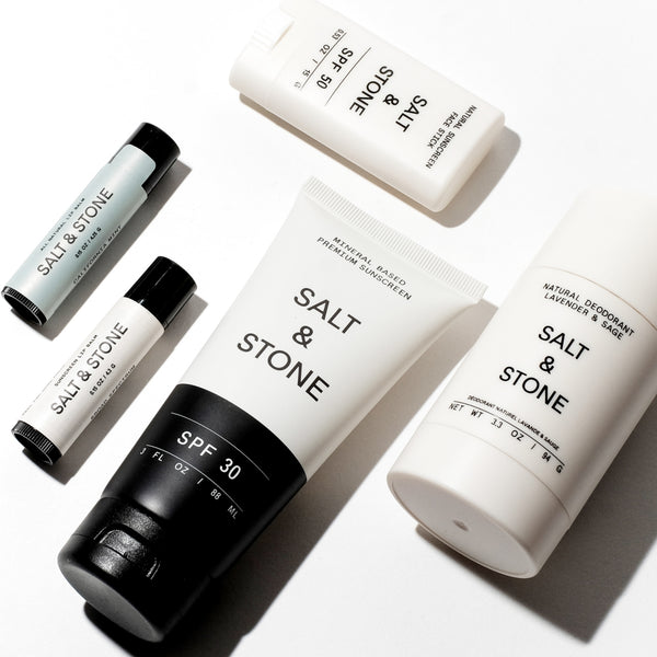 SALT & STONE | Skincare to Respect the Sea