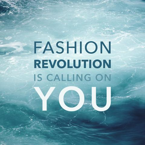 FASHION REVOLUTION WEEK | Who Made Your Clothes?