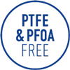 falcon PFTE PFOA chemical free