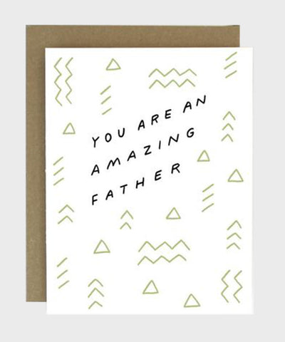 Card  |  Amazing Father