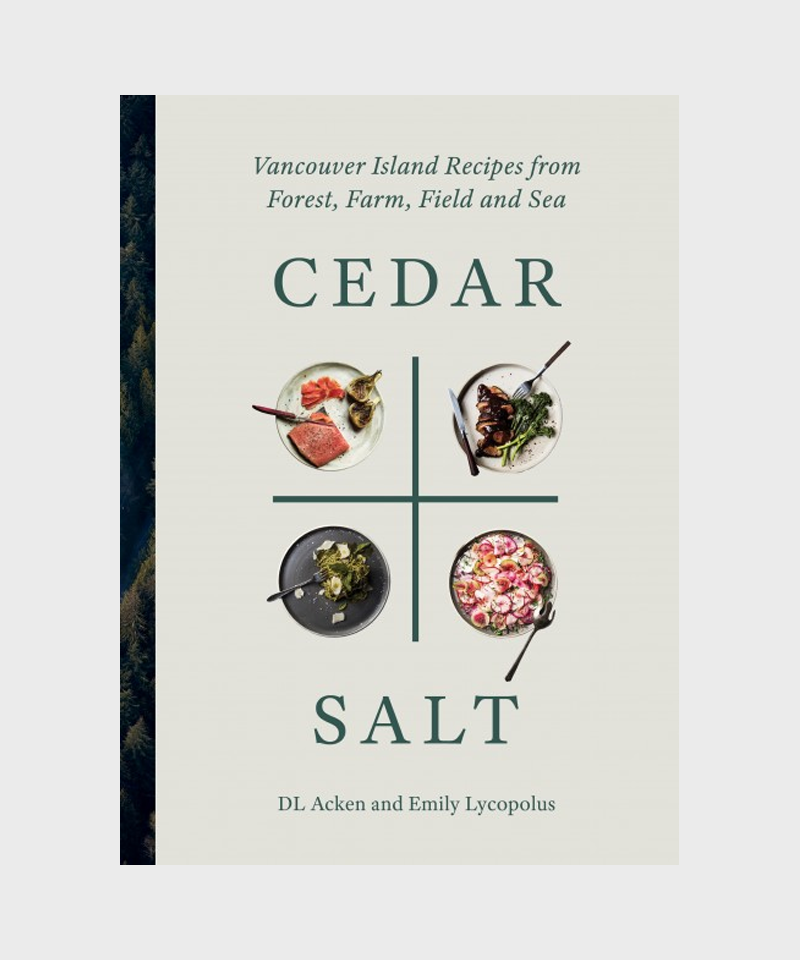 Cedar + Salt  | Cookbook - SALT Shop