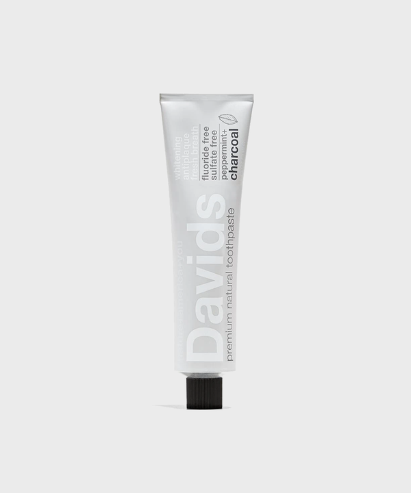 Toothpaste  |  David's All Natural - SALT Shop