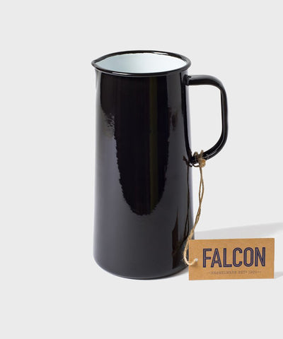3 Pint Jug  |  Coal Black