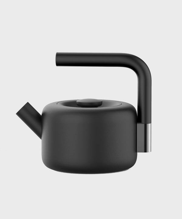 Clyde Kettle  |  Matte Black