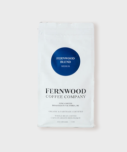 Medium Blend | Fernwood Coffee Company - SALT Shop
