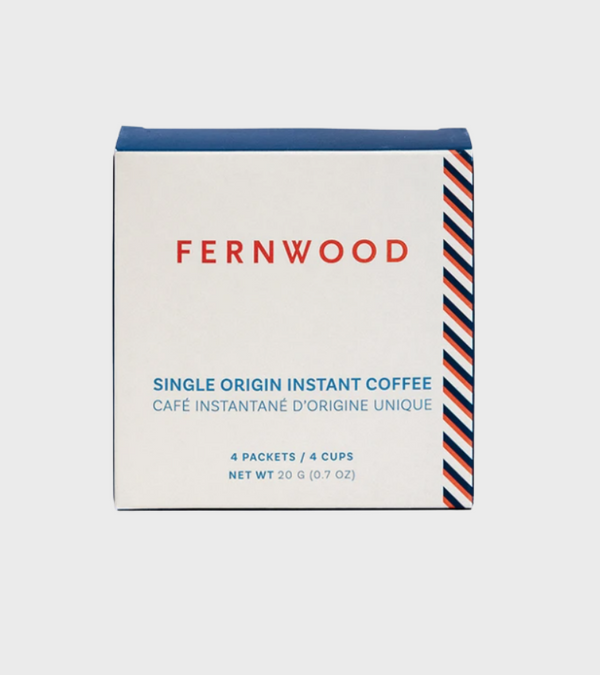 Instant Coffee | Fernwood Coffee Company