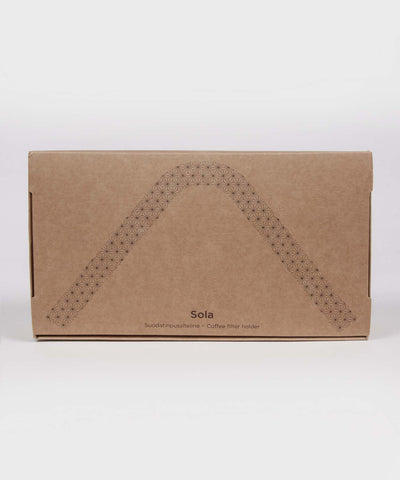 Sola  |  Coffee Filter Holder