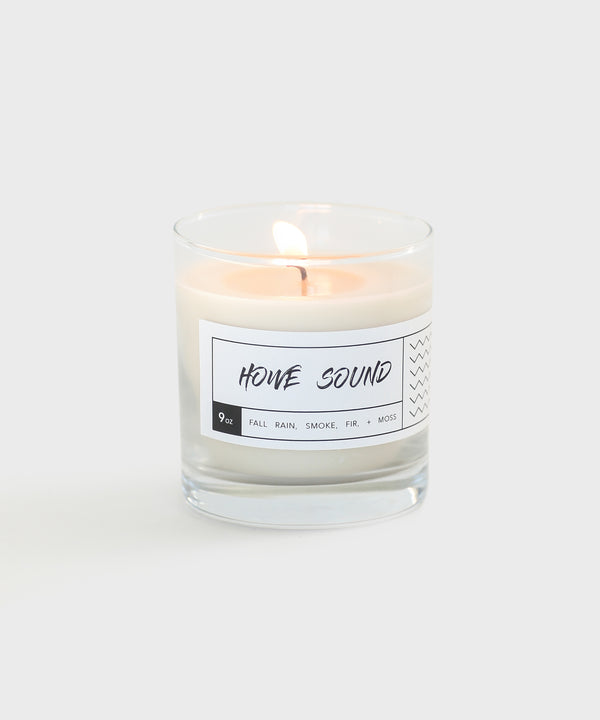 SALT Candle | Howe Sound