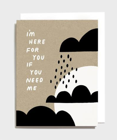 Card  |  Here For You - SALT Shop