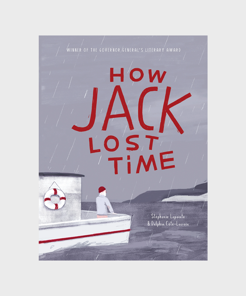 How Jack Lost Time | Children's Book