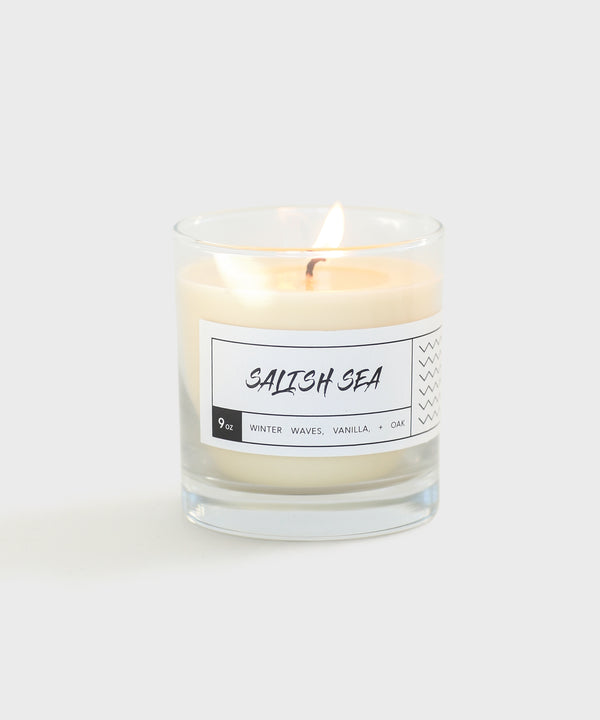 SALT Candle | Salish Sea