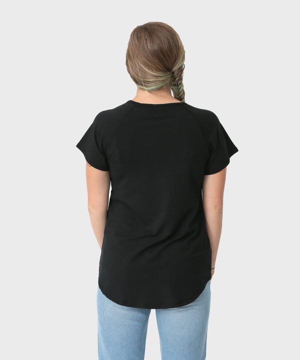 Ula V-Neck Tee - SALT Shop