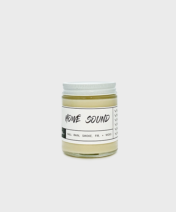 SALT Travel Candle | Howe Sound - SALT Shop