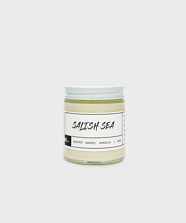 SALT Mini Candle | Salish Sea - SALT Shop
