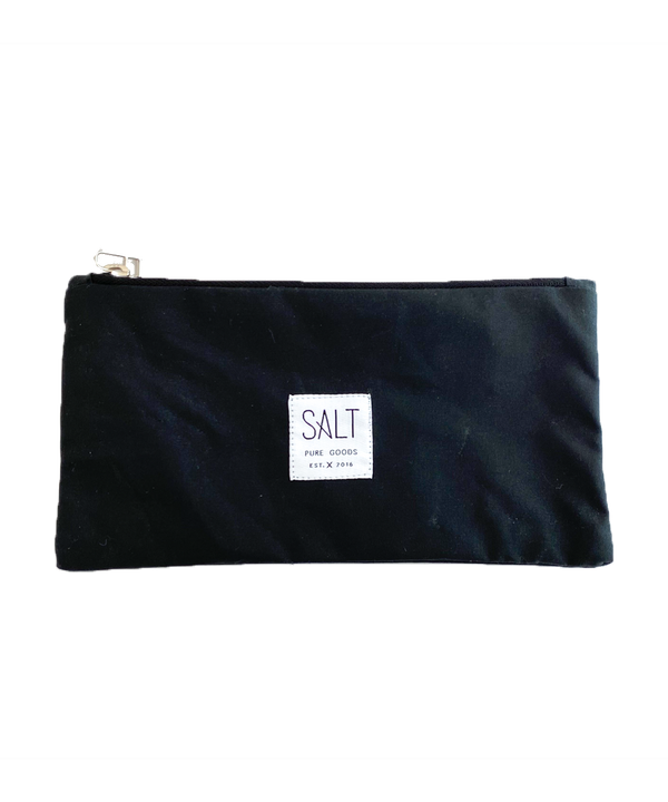 Zipper Pouch  |  Waxed Canvas - SALT Shop