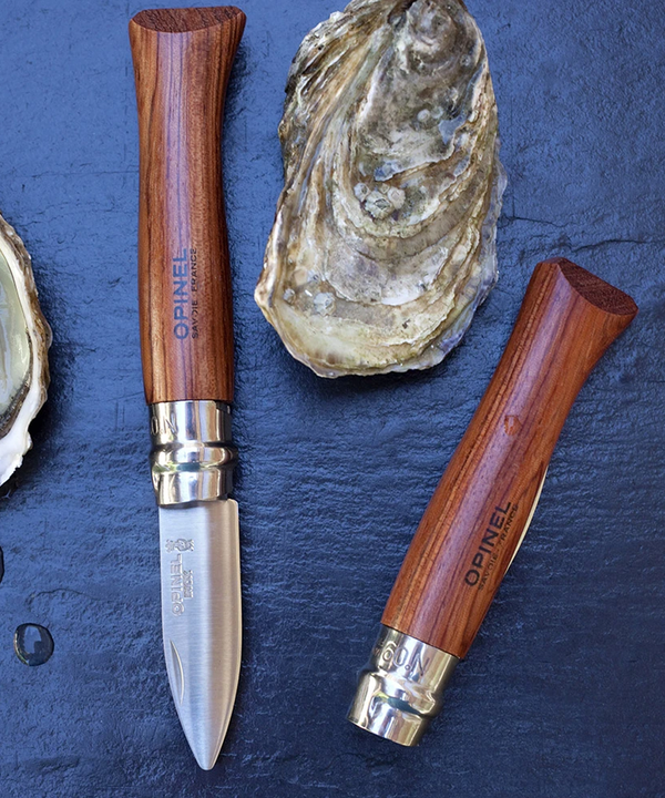 KNIFE | No 9 folding Oyster knife