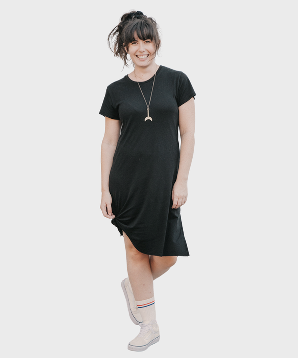 Surf T-Shirt Dress