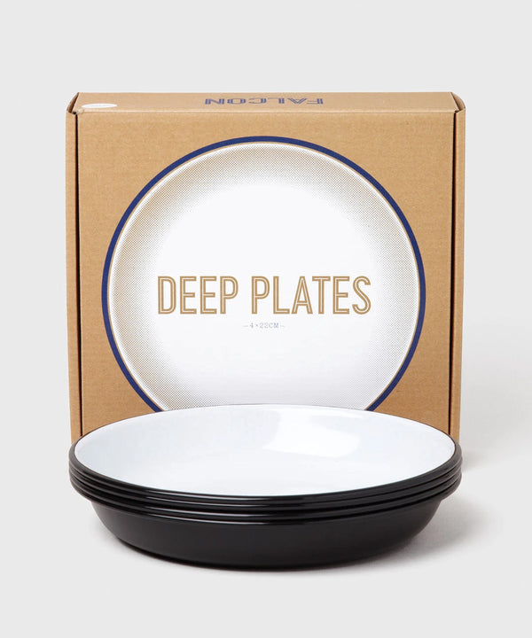 Deep Plates - SALT Shop