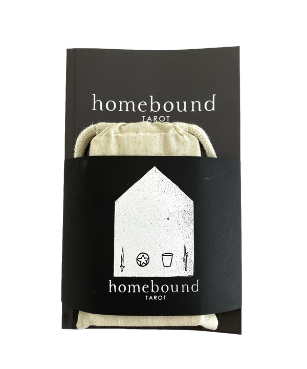 Homebound Tarot Deck + Guidebook - SALT Shop