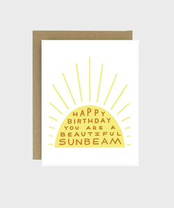 Card | Birthday Sunbeam - SALT Shop