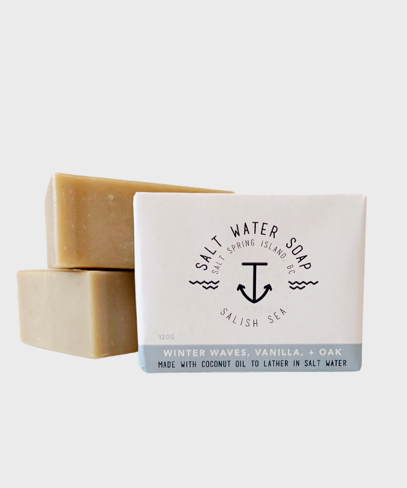 Saltwater Soap | Salish Sea